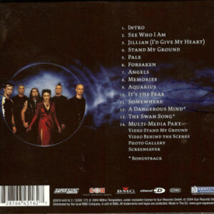 2004 – The Silent Force – Digipack Cd Premium Version