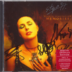 2005 – Memories – Cds – Special DVDplus Edition – Signed