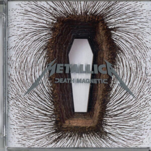 2008 – Death Magnetic – Coffin Box – Limited