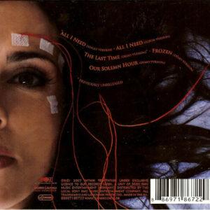 2007 – All I Need – 5 Track EP – Digipack