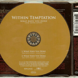 2007 – What Have You Done – Cds