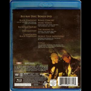 2008 – Black Symphony – Blu-ray