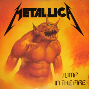1983 – Jump In The Fire – Ep