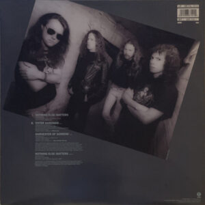 1992 – Nothing Else Matters – EP