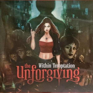2019 – The Unforgiving (Gold/Red) Gatefold – 2 Vinyl LP)