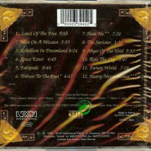 1996 – Alive 95 – Cd – Poland.