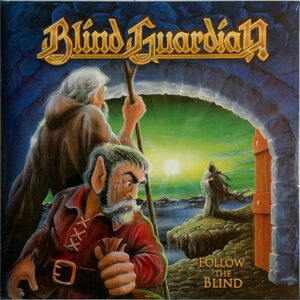 2019 – Blind Guardian – Follow The Blind – Picture Disc.