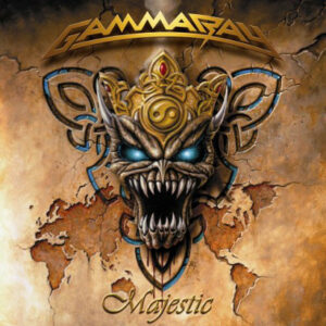 WANTED: 2009 – Majestic – Cd.