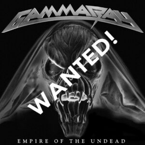 WANTED – 2014 – Empire Of The Undead – Cd.