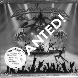 WANTED: 2015 – Heading For The East (Anniversary) – 2Cd – Usa.