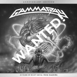 WANTED: 2016 – Insanity And Genius – 2Cd – Usa.