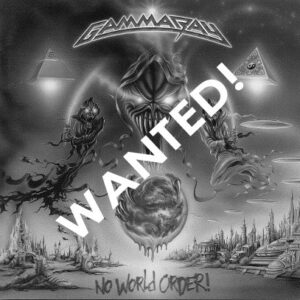 WANTED: 2001 – No World Order – Cd – Uk. Edel Music