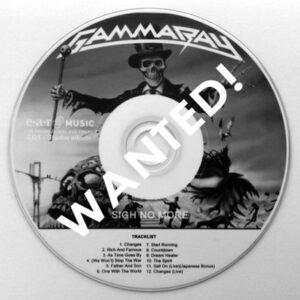 WANTED – 2015 – Sigh No More (Anniversary Edition) – Promo 2Cd.