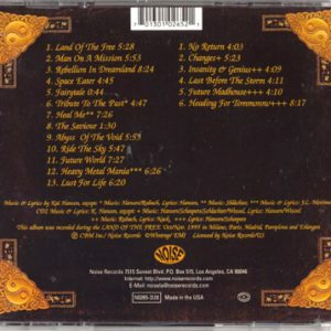 1996 – Alive 95 – 2Cd – Usa.