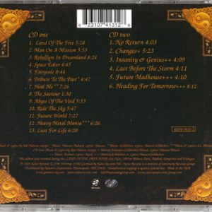 2003 – Alive 95 – 2Cd – Usa.