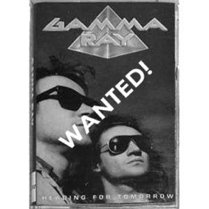 WANTED: 1990 – Heading For Tomorrow – Tape Poland.