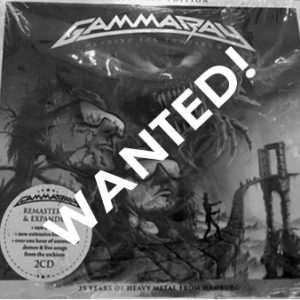 WANTED: 2015 – Heading For Tomorrow – Usa – 2Cd.
