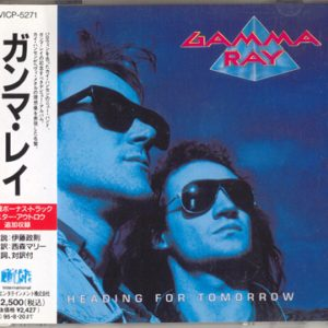1993 – Heading For Tomorrow – Japan Cd.