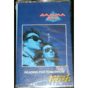 WANTED: 1990 – Heading For Tomorrow – Tape Malaysia.
