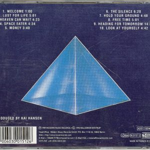 199? – Heading For Tomorrow – Cd. Different back cover.