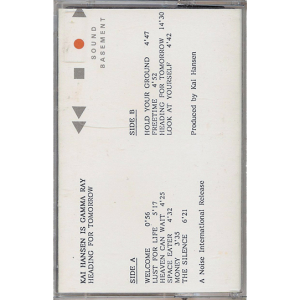 1990 – Heading For Tomorrow – Tape Promo.