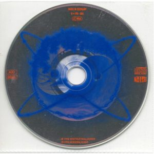1993 – Insanity And Genius – Promo Cd.