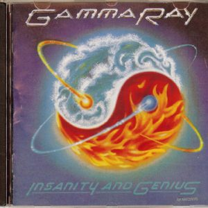 2002 – Insanity And Genius – Brazil Cd.