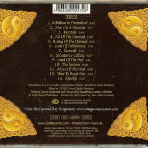 1995 – Land Of The Free – France – Cd.