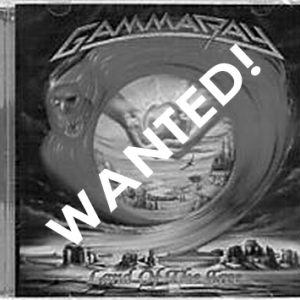 WANTED: 199? – Land Of The Free – Cd.