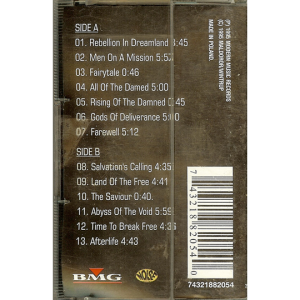 1995 – Land Of The Free – Poland – Tape.