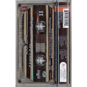 1995 – Land Of The Free – Tape – Russia.