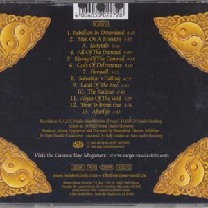 1995 – Land Of The Free – France – Promo Cd.