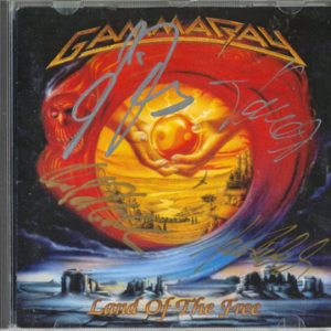 1995 – Land Of The Free – Cd – France.