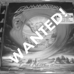 WANTED: 2005 – Land Of The Free – Cd.