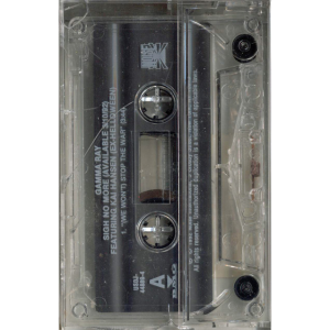 1992 – Sigh No More – Promo Tape – Usa.