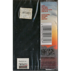 1992 – Sigh No More – Tape – Usa.