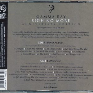 2015 – Sigh No More (Anniversary Edition) – Russia 2Cd – Bootleg.
