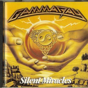 1996 – Silent Miracles – Cds – Korea.