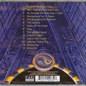 1998 – Somewhere Out In Space – Usa – Cd.