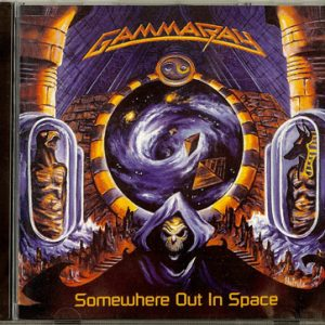 1997 – Somewhere Out In Space – Russian Cd – Bootleg.