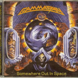2001 – Somewhere Out In Space – Cd – Russia – Monsters of Rock – Bootleg.
