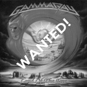 WANTED: 2007 – Land Of The Free – Cd.