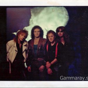 """1989 – Old Photo Of The """"First"""" Gamma Ray."""