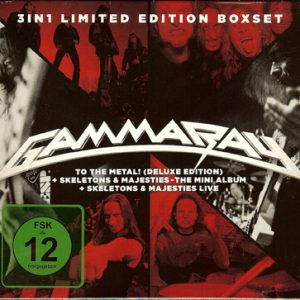 2013 – 3 In 1 Limited Edition Boxset