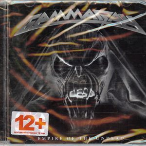 2014 – Empire Of The Undead – Cd – Russia.