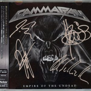 2014 – Empire Of The Undead – Cd – Japan – Promo.