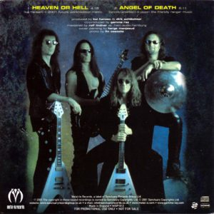 2001 – Heaven Or Hell – Cds – Promo.