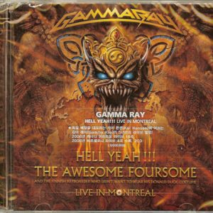 2008 – Hell Yeah!!! The Awesome Foursome – 2Cd – Korea.