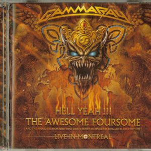 2008 – Hell Yeah!!! The Awesome Foursome – 2Cd – Thailand Promo.