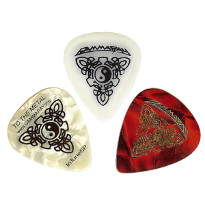 Kai's Guitar Picks.